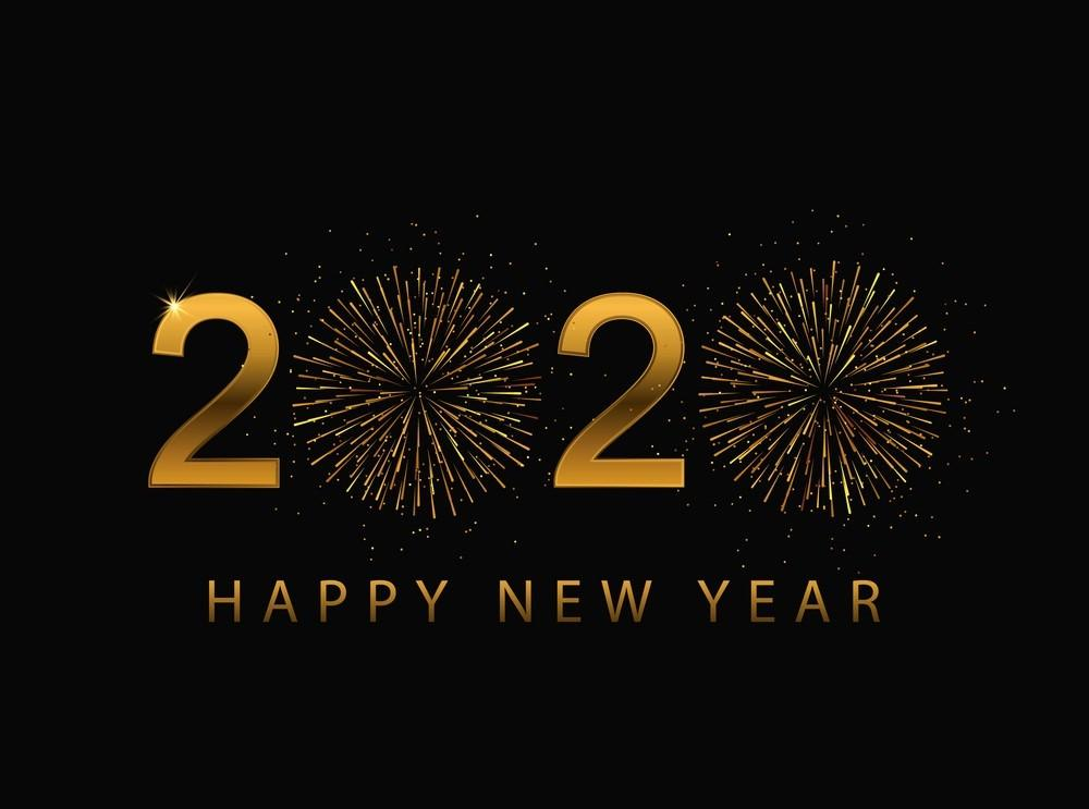 Wishes for a Happy New Year!